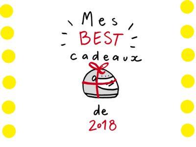 Mes BEST cadeaux 2018