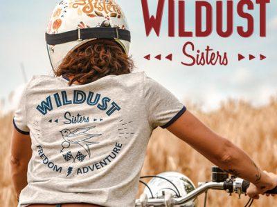 """""""W.Sisters"""", mannequin pour la collection Automne de Wildust Siesters!"""